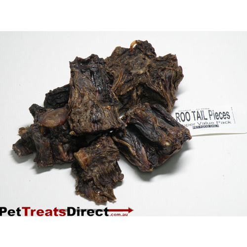Kangaroo Tail Pieces 5kg